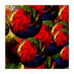 Balls Glasses Cloth (medium, Two Sided) by Siebenhuehner