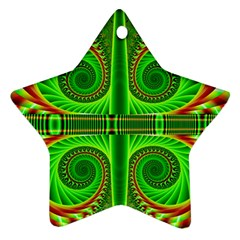Design Star Ornament by Siebenhuehner
