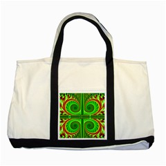 Design Two Toned Tote Bag by Siebenhuehner