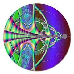 Design Magnet 5  (round) by Siebenhuehner