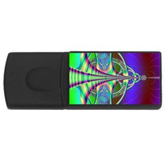 Design 4gb Usb Flash Drive (rectangle) by Siebenhuehner