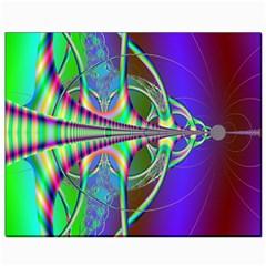 Design Canvas 8  X 10  (unframed) by Siebenhuehner