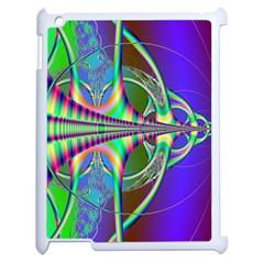 Design Apple Ipad 2 Case (white) by Siebenhuehner