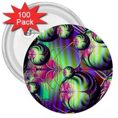 Balls 3  Button (100 Pack) by Siebenhuehner