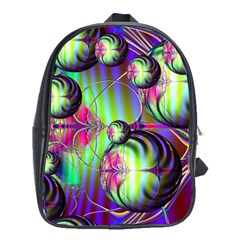 Balls School Bag (large) by Siebenhuehner