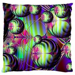 Balls Large Cushion Case (single Sided)  by Siebenhuehner