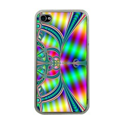 Modern Art Apple Iphone 4 Case (clear) by Siebenhuehner
