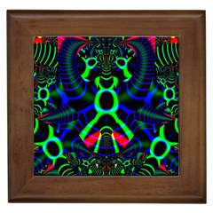 Dsign Framed Ceramic Tile by Siebenhuehner