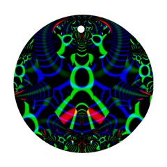 Dsign Round Ornament by Siebenhuehner