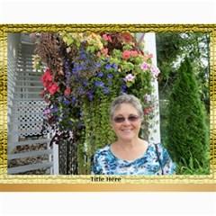 Mom Final By Terry   Wall Calendar 11  X 8 5  (12 Months)   Eaxgx8h0k9ek   Www Artscow Com Month