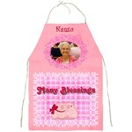 Many Blessings Apron - Full Print Apron