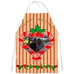 Candy Cane Apron - Full Print Apron