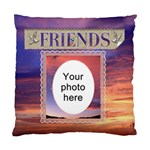 Friends Cushion Case (2 Sides) - Standard Cushion Case (Two Sides)