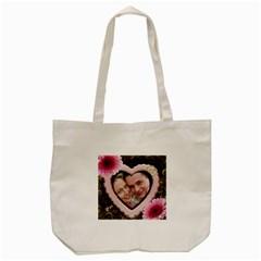 Loving Days Tote Bag By Deborah   Tote Bag (cream)   Tpb60l1j547e   Www Artscow Com Front