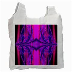 Modern Art Recycle Bag (one Side) by Siebenhuehner