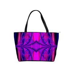 Modern Art Large Shoulder Bag by Siebenhuehner