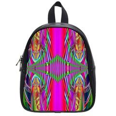 Modern Art School Bag (small) by Siebenhuehner