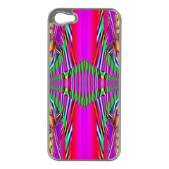 Modern Art Apple Iphone 5 Case (silver) by Siebenhuehner