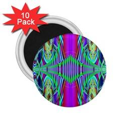 Modern Design 2 25  Button Magnet (10 Pack) by Siebenhuehner