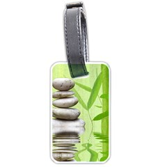 Balance Luggage Tag (two Sides) by Siebenhuehner