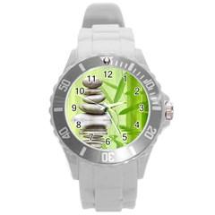 Balance Plastic Sport Watch (large) by Siebenhuehner