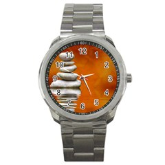 Balance Sport Metal Watch by Siebenhuehner