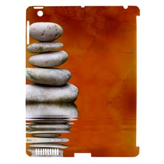 Balance Apple Ipad 3/4 Hardshell Case (compatible With Smart Cover) by Siebenhuehner