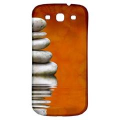 Balance Samsung Galaxy S3 S Iii Classic Hardshell Back Case by Siebenhuehner