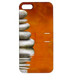Balance Apple Iphone 5 Hardshell Case With Stand by Siebenhuehner