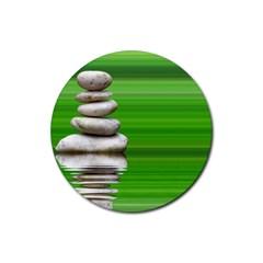 Balance Drink Coaster (round) by Siebenhuehner