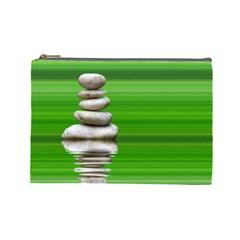Balance Cosmetic Bag (large) by Siebenhuehner