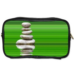 Balance Travel Toiletry Bag (one Side) by Siebenhuehner
