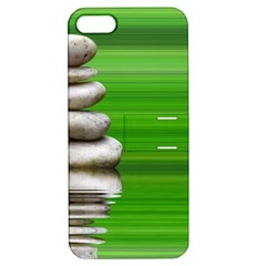 Balance Apple Iphone 5 Hardshell Case With Stand by Siebenhuehner