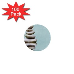 Balance 1  Mini Button (100 Pack) by Siebenhuehner