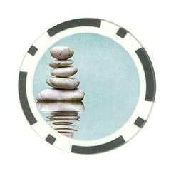 Balance Poker Chip by Siebenhuehner