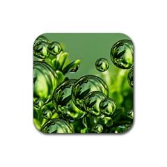 Magic Balls Drink Coasters 4 Pack (square) by Siebenhuehner