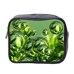 Magic Balls Mini Travel Toiletry Bag (two Sides) by Siebenhuehner