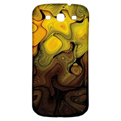Modern Art Samsung Galaxy S3 S Iii Classic Hardshell Back Case by Siebenhuehner