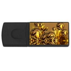 Magic Balls 1GB USB Flash Drive (Rectangle)