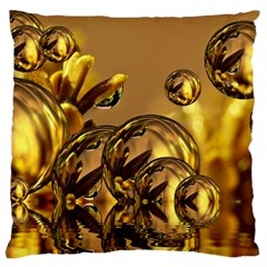Magic Balls Large Cushion Case (two Sided)  by Siebenhuehner
