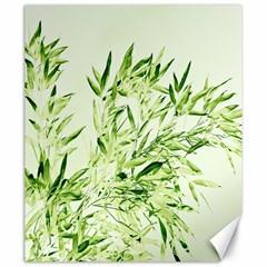 Bamboo Canvas 20  X 24  (unframed) by Siebenhuehner