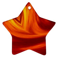 Wave Star Ornament by Siebenhuehner