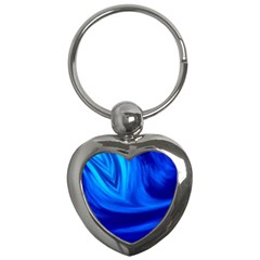 Wave Key Chain (Heart)