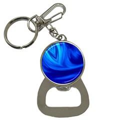 Wave Bottle Opener Key Chain by Siebenhuehner