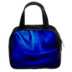 Wave Classic Handbag (two Sides) by Siebenhuehner
