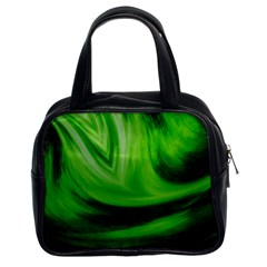 Wave Classic Handbag (two Sides) by Siebenhuehner