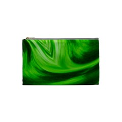 Wave Cosmetic Bag (small) by Siebenhuehner