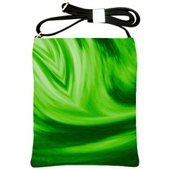 Wave Shoulder Sling Bag by Siebenhuehner