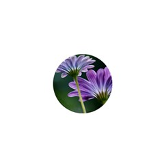 Flower 1  Mini Button by Siebenhuehner