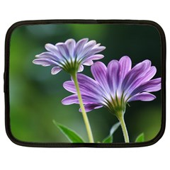Flower Netbook Case (large) by Siebenhuehner